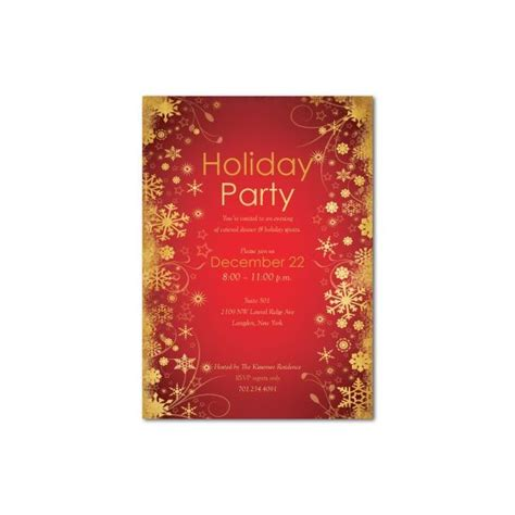 party invitations microsoft office holiday party