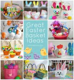 Homemade Easter Basket Ideas by Gallery For Gt Homemade Easter Basket Ideas For Kids