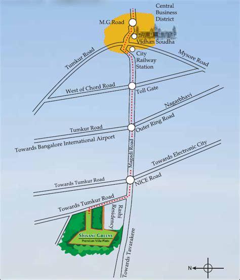 kempegowda layout bda online application location map shivani greens at magadi road bangalore