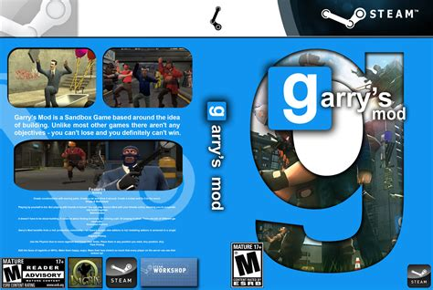 game debate garry s mod garrys mod pc game cover by lagrie on deviantart