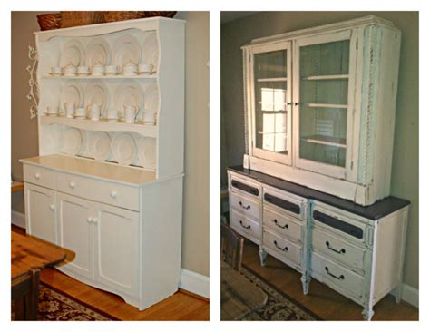 nesting projects dining room hutch makeover yankee