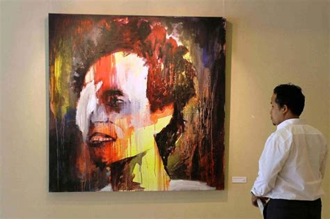 biography of ismail marzuki underexposed figures on patrick wowor s canvasses sarasvati