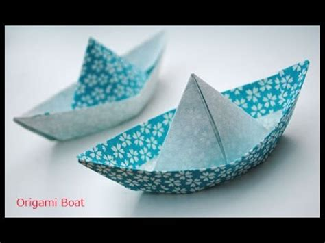 origami japanese boat how to make a simple origami boat quot origami paper boat