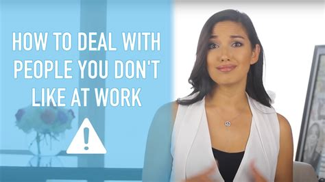 8 Types Of Co Workers You Dont Want To Be by How To Deal With You Don T Like At Work