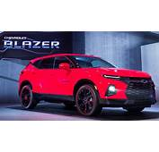 Stylish 2019 Chevrolet Blazer Preview  Consumer Reports