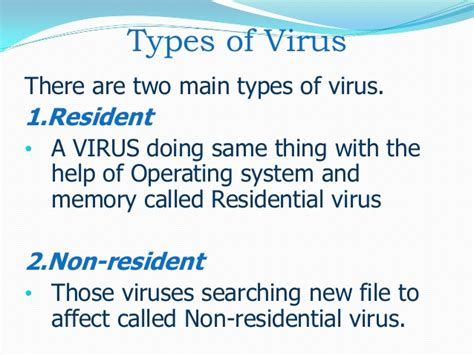 common types of computer virus infections inforamtionq com