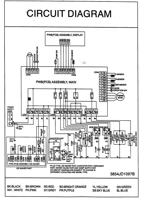 sears refrigerator wiring diagram 28 images 301 moved