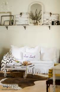 living decor farmhouse living room in the spring sew a fine seam