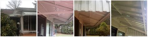 aluminum awnings nj central nj window treatments aluminum awnings enclosures