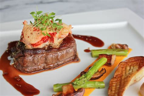 Five Star Seated Dinner   Menus from McHales Events and