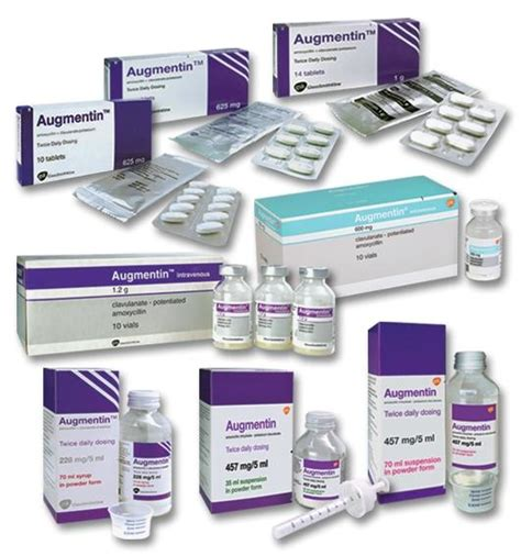 Shelf Penicillin by Augmentin Dosage Information Mims Malaysia