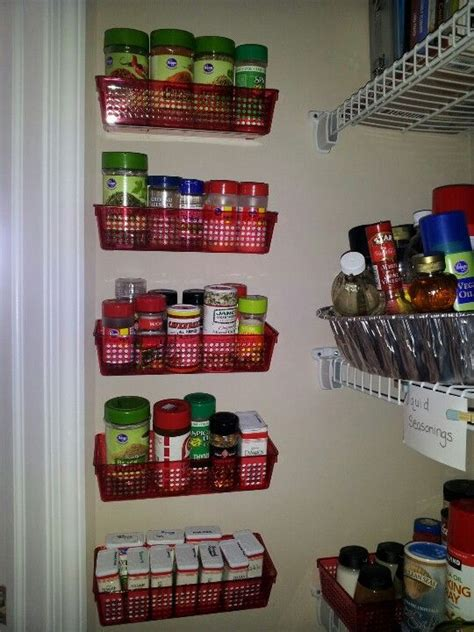 Make A Diy Spice Rack With Dollar General 187 Dollar Store Easy Spice Organization Trays From Dollar Tree Things For Organization Spice