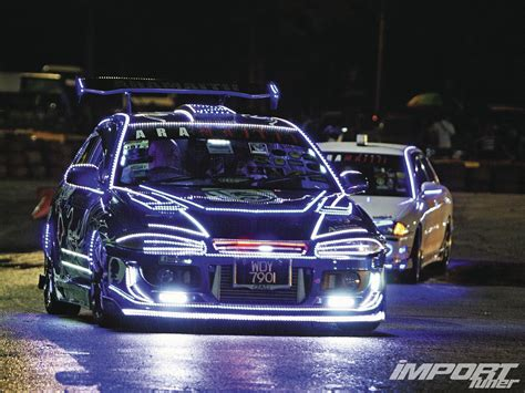 Best Import Tuner Cars by Import Tuner Cars M7 Racing Tour Speed City Car