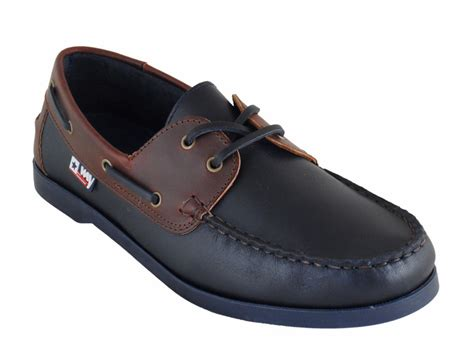 best value for money boat shoes ladies leather deck shoes size 9
