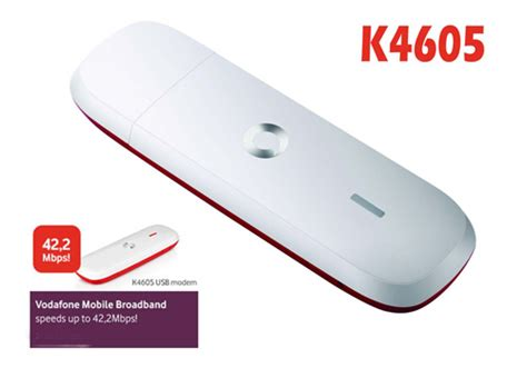 Modem Usb Gsm Vodafone 3955 Speed 42 Mbps k4605 vodafone unlocked huawei k4605h vodafone k4605
