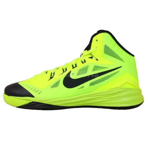 hyperdunk youth basketball shoes nike hyperdunk 2014 gs volt black 2014 boys youth