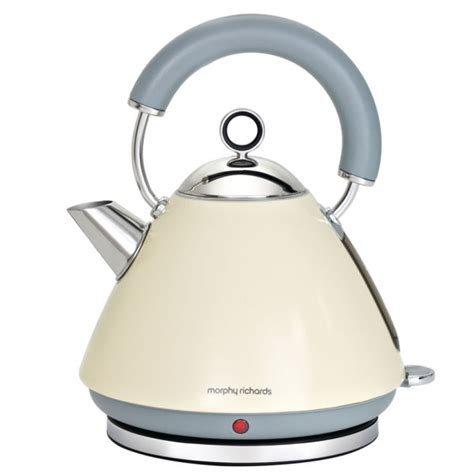 Traditional Toaster Morphy Richards Accents Traditional Kettle Cream