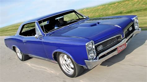 Pontiac 67 Gto 67 Pontiac Gto