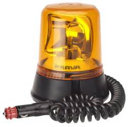 narva optimax rotating beacon light 12 or 24v