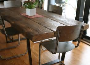 reclaimed dining room tables meet stephen muscarella reclaimed wood creations made