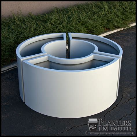 Wrap Around Planter by Modular Planters Images Frompo