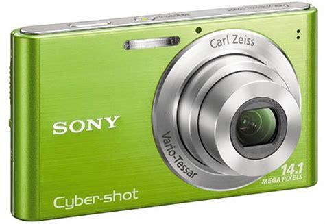 Kamera Sony Cybershot W 320 sony cybershot dsc w320 y dsc w330 compactas con buena