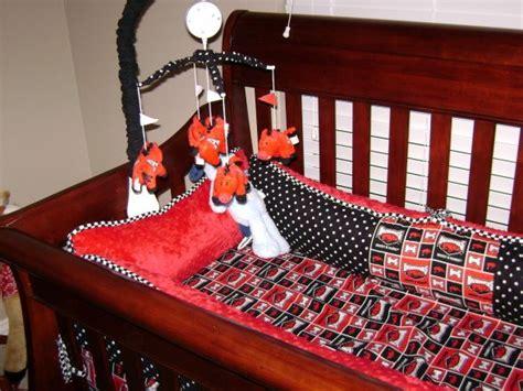 Razorback Crib Bedding by Pin By Brandi Eller On Baby Ideas