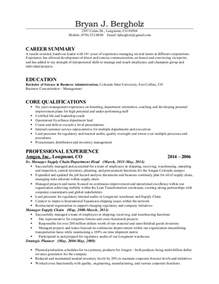 Skill Based Resume Sles by Skills Based Resume New Nov 2014