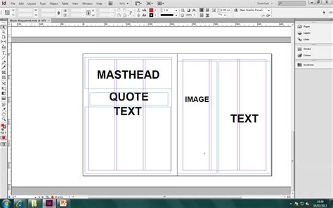 double layout video music magazine research and planning tsmithchs