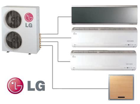 Ac Multi Split Lg lg outdoor unit mps inverter mu2m17 16000 btu h instarom