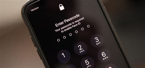 unlock  iphone   face id