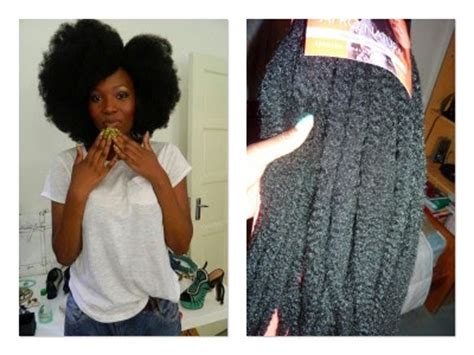 i want crochet braids but my hair is very very thin i want afro kinky crochet braids simply into my hair