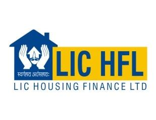 lic of india housing loan lic hfl logo