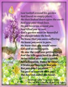 god s garden poem god looked around his garden