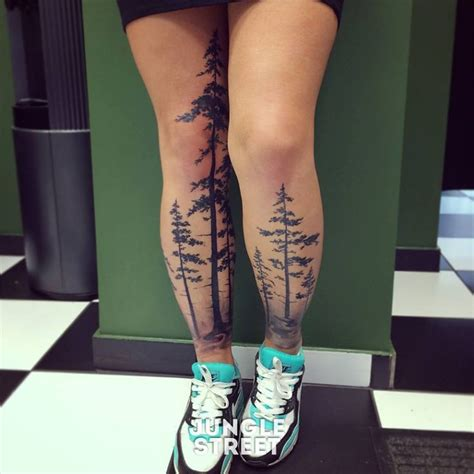 pinterest tattoo forest stunning boreal forest tattoo great idea tattoos