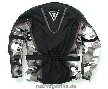 Motorradbekleidung Camouflage by Netmagazine Textilkombination Camouflage Airvent