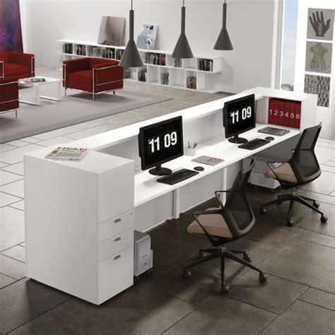 banconi per ufficio bancone reception per ufficio avant