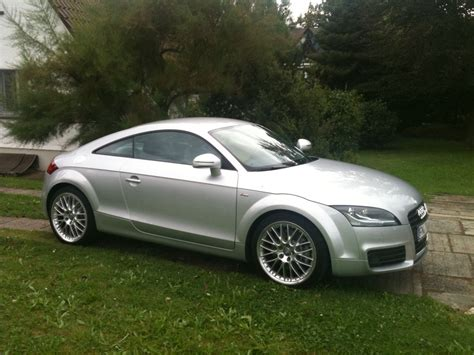 Audi Tt 8j Test by Ohne Worte Audi Tt 8j 3 2 V6 Quattro Test Testberichte