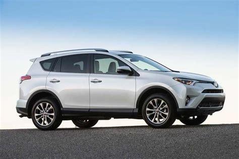 Toyota Highlander Vs Rav4 2016 Toyota Rav4 Vs 2016 Toyota Highlander What S The