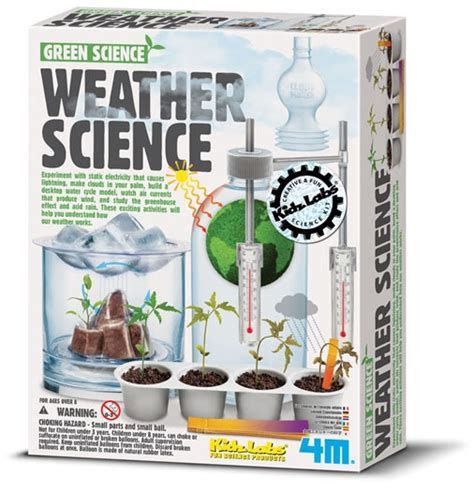 4m Enviro Battery green science weather science