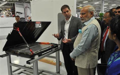 elon musk india pm modi and tesla ceo elon musk discuss battery technology