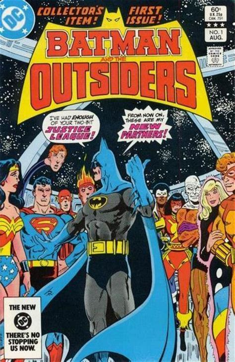 the and the gent league book 1 books dc comics batman and the outsiders v1