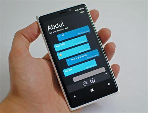 tutorial whatsapp windows phone 8 whatsapp for windows phone gets backup lock screen