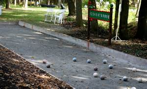 bocce court pictures images