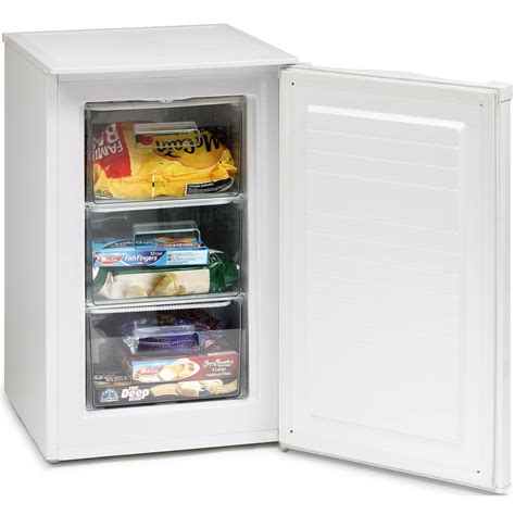 under counter freezer drawers ice king rz83ap2 50cm a 80 litres 3 drawers undercounter