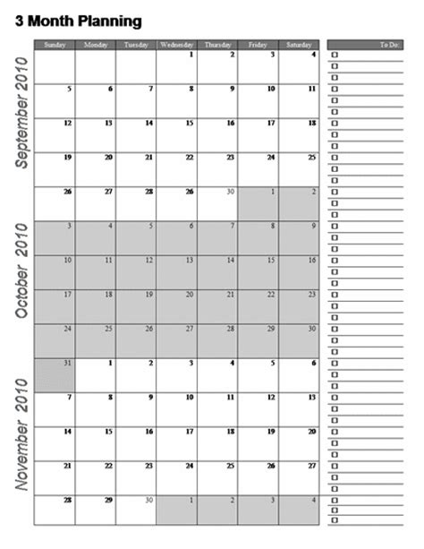 three month calendar template word printable three month calendar template 2016 calendar