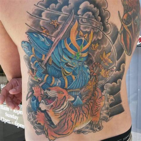 55 Fearless Samurai Tattoos Fearless Samurai Tattoos