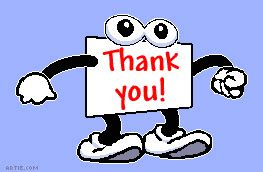 Thank You Gif Ppt Clipart Best Thank You Clipart For Powerpoint