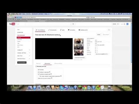 tutorial youtube adsense tutorial on how to set up monetization and adsense on