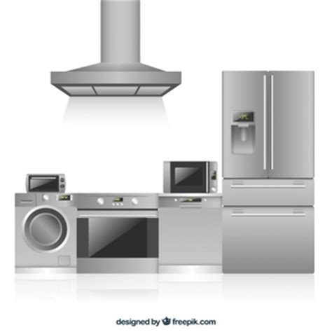 free kitchen appliances kitchen appliance vectors photos and psd files free